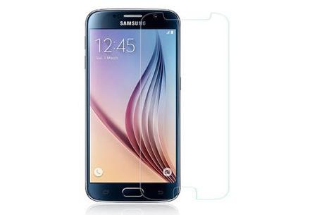 Screenprotector met blauwfilter voor iPhone & Samsung smartphones nu slechts €6,95 | Bescherm je ogen!