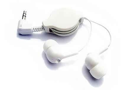 Oprolbare oordopjes nu slechts €4,95 | Perfect voor onderweg!