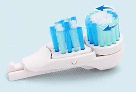 Elektrische tandenborstel nu slechts €7,95 | Ideaal voor op reis!