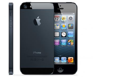 Apple iPhone 5 16GB Refurbished nu slechts €319,95 | Mis de aanbieding niet! zwart