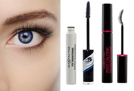Max Factor mascara nu slechts €7,95 | Voor prachtige, volle wimpers
