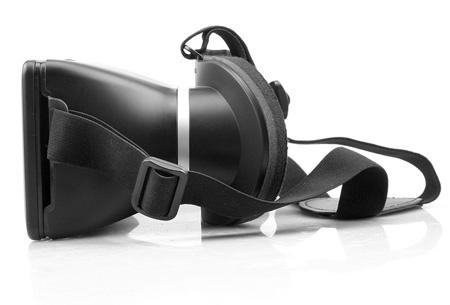 Virtual Reality 3D bril nu slechts €34,95 | Beleef video's, games en apps in een geheel nieuwe dimensie!