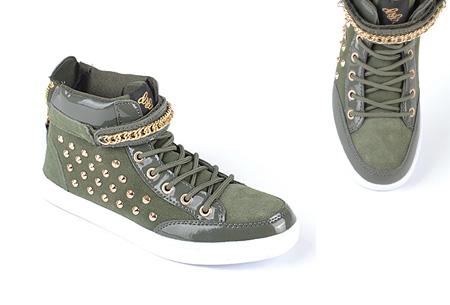 Glitz & Glam sneakers nu slechts €29,95 | Trendy & comfortabele schoenen Army