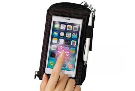 All-in-1 purse nu slechts €8,95 | Tasje en portemonnee in één!