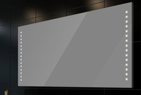 Badkamerspiegel met LED verlichting | Energiezuinig en sfeervol