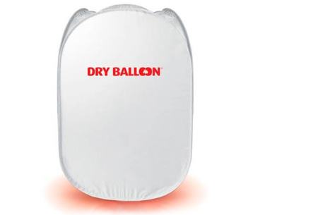 Dry balloon draagbare droger nu al vanaf €39,95 | Droog je kleding snel en eenvoudig! model 1