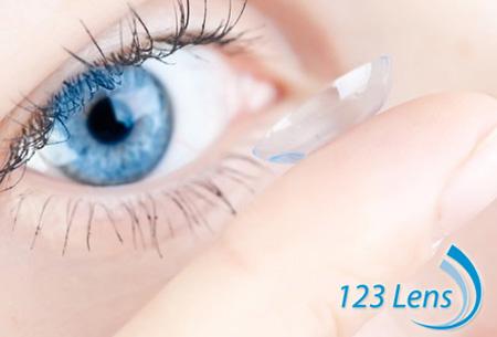 123Lens.nl kortingsvoucher t.w.v. €20,00 nu voor slechts €3,95 | O.a. te gebruiken voor lenzen en lenzenvloeistoffen