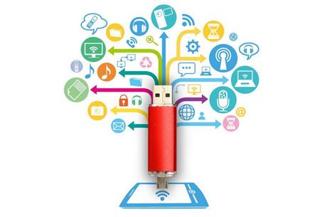 Dual USB-geheugenstick met micro USB-aansluiting voor Android smartphones en tablets nu al vanaf €7,95 | 8, 16 of 32 GB