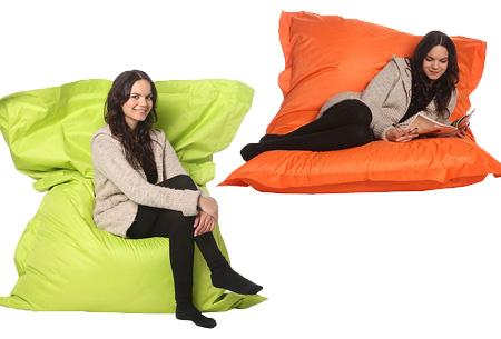 Drop & Sit zitzak nu slechts €22,95 | Keuze uit 20 kleuren