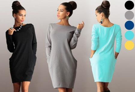 Ladylike jurk nu slechts €14,95!