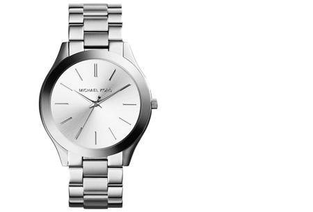 Michael Kors horloge nu al vanaf €149,95 | Keuze uit 3 modellen en 3 kleuren MK3178