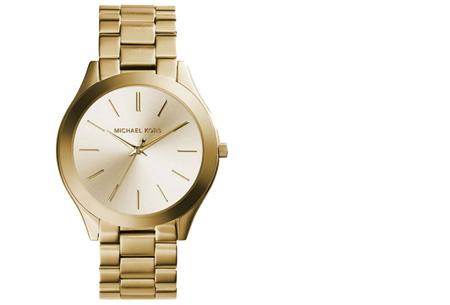 Michael Kors horloge nu al vanaf €149,95 | Keuze uit 3 modellen en 3 kleuren MK3179