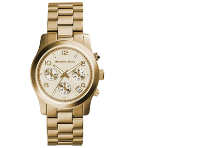 Michael Kors horloge nu al vanaf €149,95 | Keuze uit 3 modellen en 3 kleuren MK5055