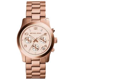 Michael Kors horloge nu al vanaf €149,95 | Keuze uit 3 modellen en 3 kleuren MK5128