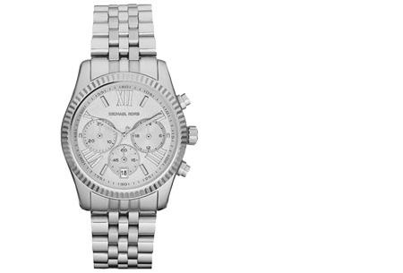 Michael Kors horloge nu al vanaf €149,95 | Keuze uit 3 modellen en 3 kleuren MK5555