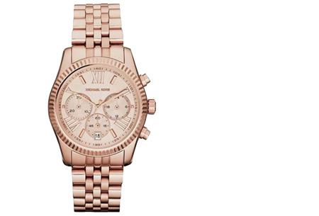 Michael Kors horloge nu al vanaf €149,95 | Keuze uit 3 modellen en 3 kleuren MK5569