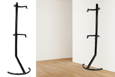 Bespaar ruimte & bescherm je fiets | Difano design fietsstellage slechts €39,95