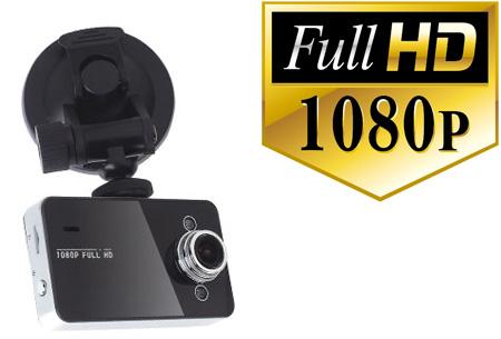 Full HD Dashcam met LCD scherm en night vision nu slechts €24,95 | Aangeraden door verzekeraars en politie!