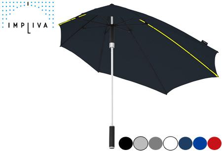 Impliva Stormparaplu nu slechts €19,95 | Trotseer elke regen & stormbui