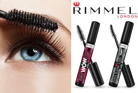 Rimmel mascara's nu super voordelig - 2 stuks voor slechts €6,95!