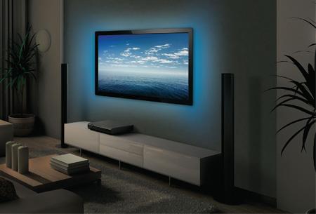 USB RGB LED TV mood light strip met afstandsbediening nu slechts €21,95 | Geef kleur aan je interieur