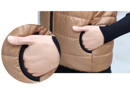 Hoodie bodywarmer nu slechts €17,95 | Musthave voor elke damesgarderobe