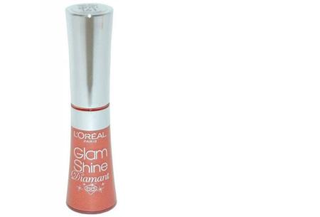L'Oréal Glam Shine lipgloss - set van 4 stuks nu slechts €12,95 | Laat je lippen schitteren! 161 amber carat