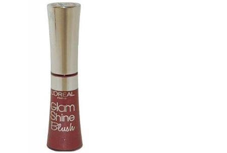L'Oréal Glam Shine lipgloss - set van 4 stuks nu slechts €12,95 | Laat je lippen schitteren! 155 plum blush