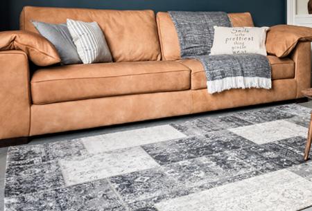 Prachtige vintage vloerkleden al vanaf slechts €39,95 | Verschillende kleuren, maten en designs!