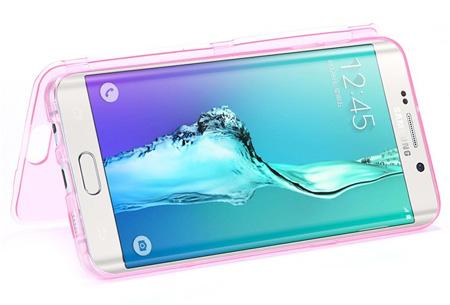 Flexibele smartphone covercase | Voor diverse iPhone en Samsung smartphones