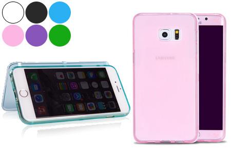Flexibele smartphone covercase nu slechts €4,95!