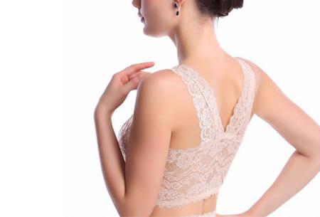 Kanten Lace BH nu slechts | Uiterst comfortabel, stijlvol en sexy!