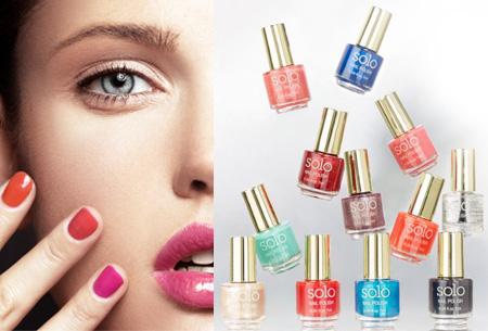 Set van 12 nagellakjes nu slechts €7,95 | In 12 prachtige, hippe kleuren!