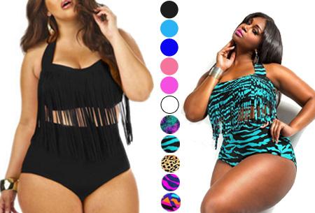 Plus size bikini | Voor de maten L t/m XXXL in 11 verschillende kleuren