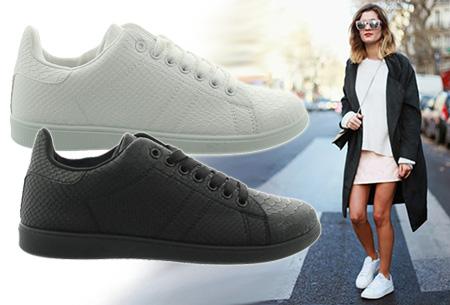 Snake sneakers nu slechts €17,95 | Hippe en comfortabele musthaves!