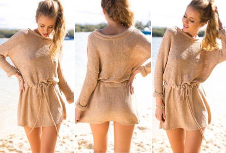 Boho trui nu slechts €17,95 | Stijlvol & comfortabel in één! Khaki