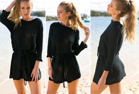 Boho trui nu slechts €17,95 | Stijlvol & comfortabel in één! Zwart