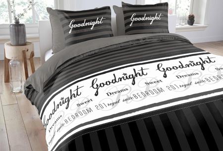 Dekbedovertrekken van 100% katoen nu al vanaf slechts €14,95 | In 7 prachtige designs. Striped Suite