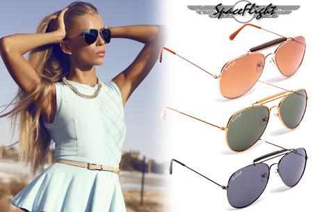 Spaceflight Design zonnebril nu slechts €4,95