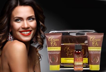 Argan olie haar- en gezichtsverzorging nu slechts €8,95