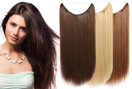 Wire haarextensions