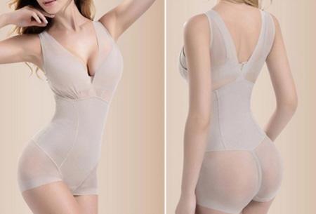 Lace body shaper | Voel je sexy en zelfverzekerd! Beige