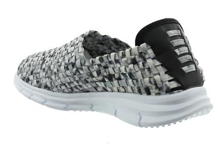 Elastische slip-on schoenen nu slechts €24,95 | Super comfortabel en nog leuk ook!