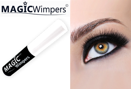 Magic Wimpers voor extreem volle en lange wimpers nu slechts €14,95 | Incl. GRATIS mascara en oogpotlood!