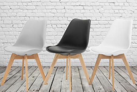 Moderne marieke design stoelen 2 stuks for Moderne stoelen outlet