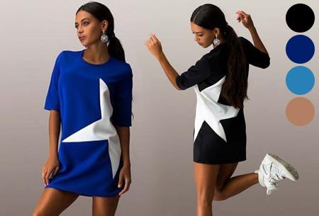 Star tuniek nu slechts €12,95 | Stoer, sportief en fashionable!