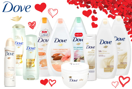 Dove verwenpakket nu slechts €24,95 | Een echte Moederdag tip!