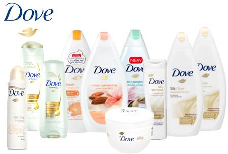 Dove verwenpakket nu slechts €24,95 | Een echte Moederdag tip!  Pakket 1