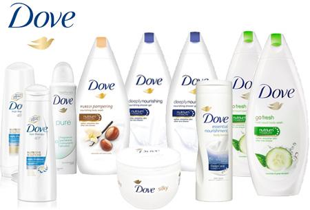 Dove verwenpakket nu slechts €24,95 | Een echte Moederdag tip!  Pakket 2