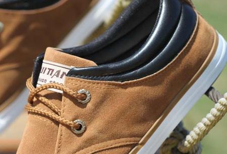 Comfortabele herenschoenen nu slechts €27,95 | De ideale schoen voor zomer en voorjaar!